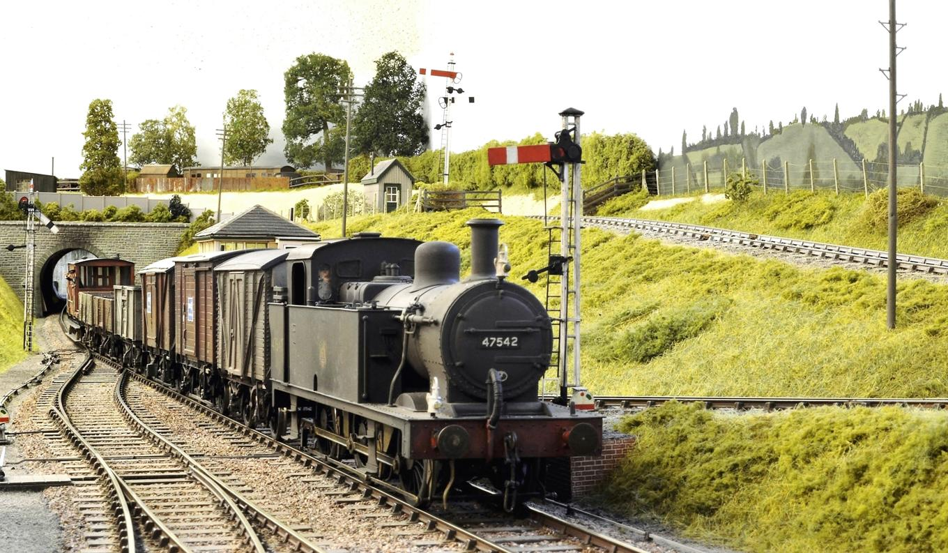 Image of O gauge modelling